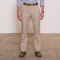 Mens Pants Made in USA - American Khaki Basic Fit