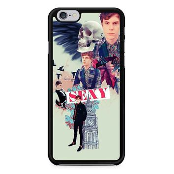 Evan Peters Collage iPhone 6/6S Case