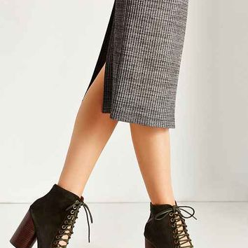 Jeffrey Campbell Free Love Lace-Up Heel