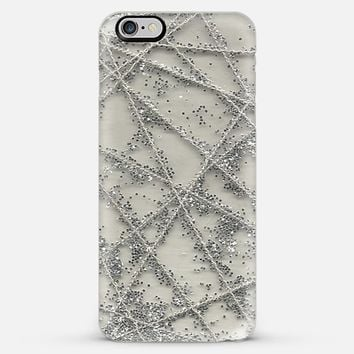 Snow Sparkle iPhone 6 case by Project M | Casetify