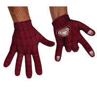 Amazing Spiderman 2 Adult Costume Gloves