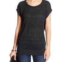 Banana Republic Womens Factory Cap Sleeve Sweater