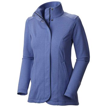 Mountain Hardwear Onista Jacket - Women's Small - Nectar Blue