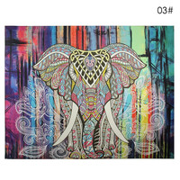 Vibrant Color Tapestry // THE ELEPHANT