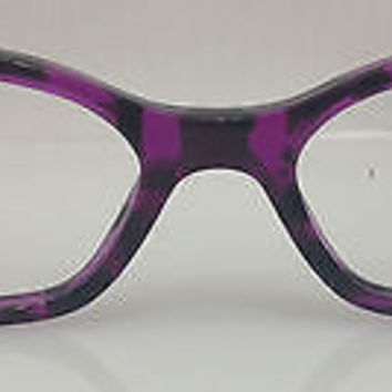 NEW AUTHENTIC D&G 1219 COL 1777 PURPLE EYEGLASSES FRAME BY DOLCE & GABBANA