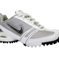 Nike Womens Team Destroyer TURF SILVER/White/Black - Sale