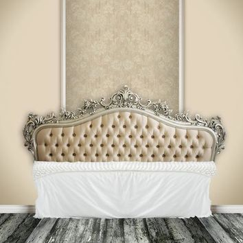 Printed Vintage Headboard Interior Scene Titanium (Fleece) Cloth Backdrop - 5x6 - LCTC6389 - LAST CALL