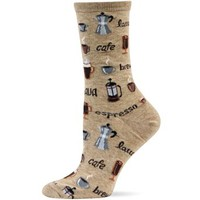 Hot Sox Coffee Sock