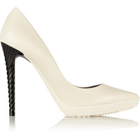 Jimmy Choo - Tisri leather pumps