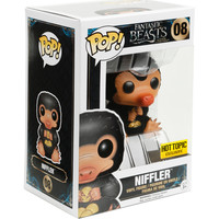 Funko Fantastic Beasts And Where To Find Them Pop! Niffler (Flocked) Vinyl Figure Hot Topic Exclusive