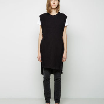 Duct Taped Tunic Knit by MM6 by Maison Martin Margiela