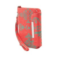 iPhone Wristlet, Coral, at Journeys Shoes