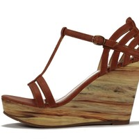 BC Footwear for Women: I Got It Whiskey Wedge