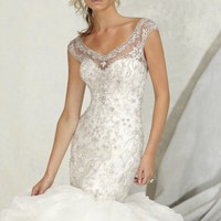 Angelina Faccenda by Mori Lee 1256 Dress
