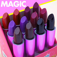 Chocolate Scent Brand MAGIC Moisturizer matte lipstick