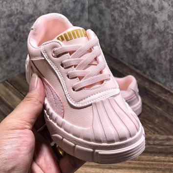 Child Puma Girls Boys shoes Children boots Baby Sandle Toddler Kids Child Fashion Casual Sneakers Sport Shoes