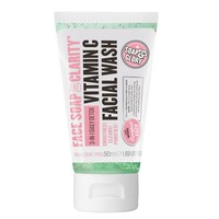 Soap & Glory Face Soap and Clarity 3-in-1 Daily Detox Vitamin C Facial Wash Refreshing Chamomile & Mint | Walgreens
