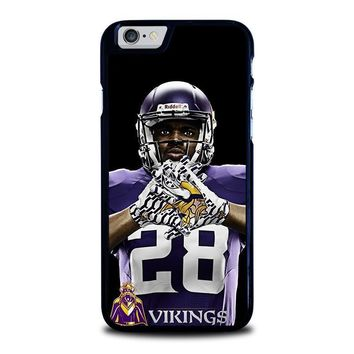minnesota vikings football iphone 6 6s case cover  number 1