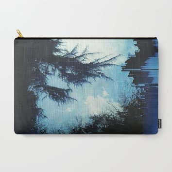 In the Wind Carry-All Pouch by Ducky B