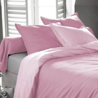 1600 Series Solid 4pc Deep Pocket Luxury Bedding Sheet Set - Wrinkle Resistant,soft microfiber - Queen, Pink