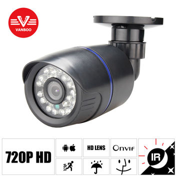 On-sale 1.0MP IP Camera 24 pcs Led IR night vision Onvif motion detection remoter control Surveillance Products