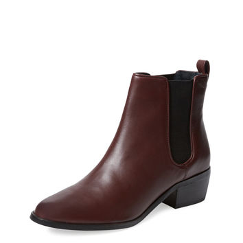 Seychelles Women's Follow Me Chelsea Boot - Red -