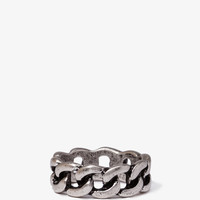 Curb Chain Ring