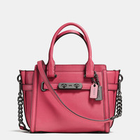 Coach Swagger 21 in Glovetanned Leather