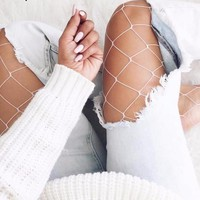 Fishnet Tights - 10 Colors