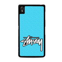 Stussy Raps St?ssy Surfware Clothing Sony Xperia Z3 Case