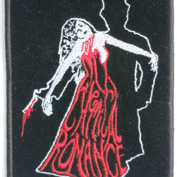 MY CHEMICAL ROMANCE Death Dance Embroidered Patch