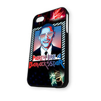 Barack Obama Party Like A Star iPhone 5/5S Case