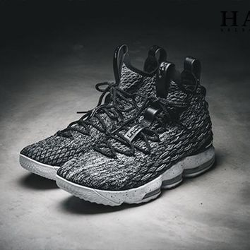 "Nike LeBron 15 ""Grey"" Men Basketball Shoes"