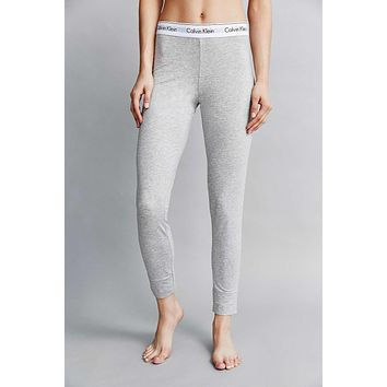 women casual calvin klein stretch sport trousers pants sweatpants