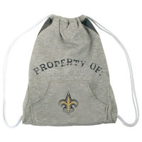 New Orleans Saints NFL Hoodie Clinch Bag