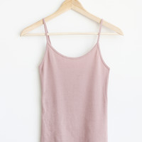 Remi Rib Tank - More Colors
