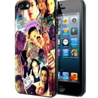 Lohanthony Collage Samsung Galaxy S3 S4 S5 Note 3 , iPhone 4 5 5c 6 Plus , iPod 4 5 case