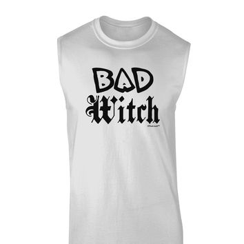 Bad Witch Muscle Shirt