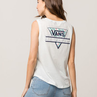 VANS Relaxed Womens Muscle Tank