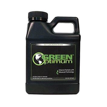 Green Optimum ( Recyclable / Re-Usable) Glass Cleaner 16 0z