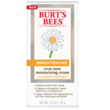 Burt's Bees Facial Care Even-Tone Moisturizing Cream 1.8 oz. Brightening