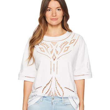 Levi's® Premium Made & Crafted Voodoo Lace Top