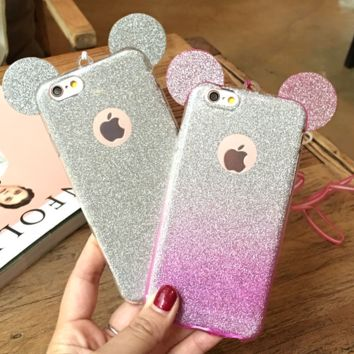 Bling Bling Gradient Case for iPhone