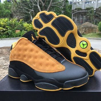 "NIKE AIR JORDAN 13 Low ""Chutney"""