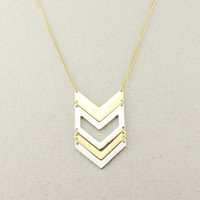Stylish Shiny Gift Jewelry New Arrival Ladies Strong Character Fashion Silver Alloy Set Pendant Sweater Chain Necklace [4956882756]