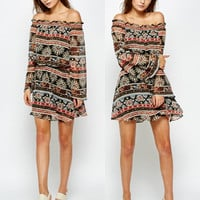 Boho Power Dress