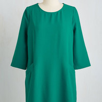 Mid-length 3 Shift Keen of the Castle Dress by Jack by BB Dakota from ModCloth