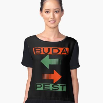 'BUDAPEST' Graphic T-Shirt by IMPACTEES