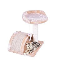 Cat Tree and Cat Scratching Training Board