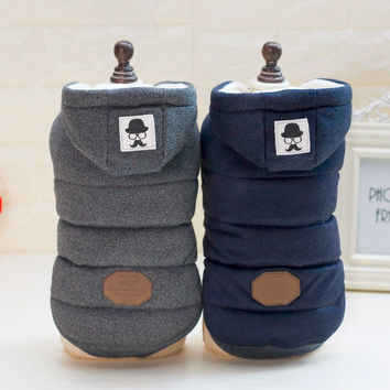 Thick Winter Dog Coat